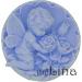 muiLinas fėjukas su rožėmis