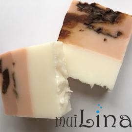 Šokoladinė + vanilinė plytelė